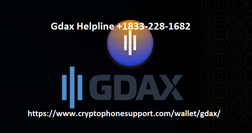 Gdax Support Number