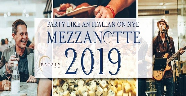 New Year's Eve - Eataly Chicago