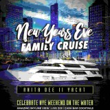 New Year's Eve Family Friendly Cruise
