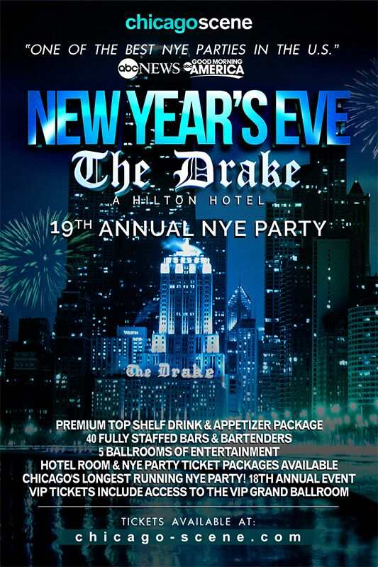 New Year's Eve Party - Chicago