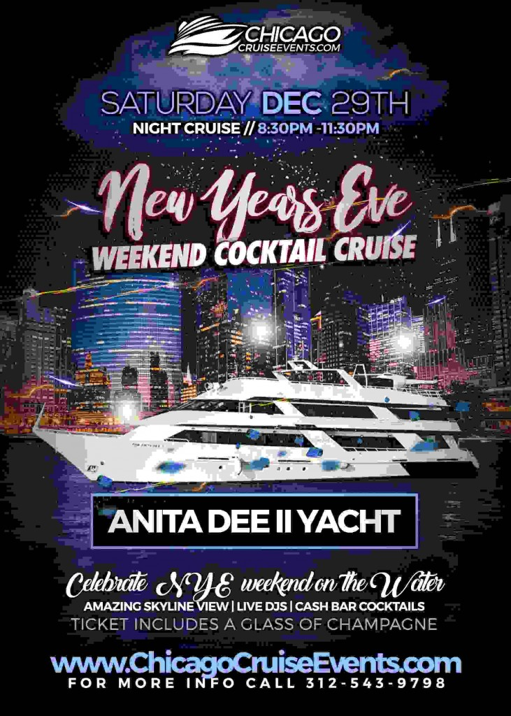 New Year's Eve Weekend Cocktail Cruise - New Year Events