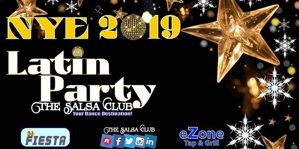 New Years Eve 2019 Latin Party