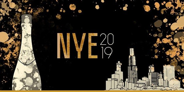 New Year's Eve 2019 - SPIN Chicago