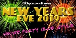 New Year's Eve House Party 2019 - Phoenix