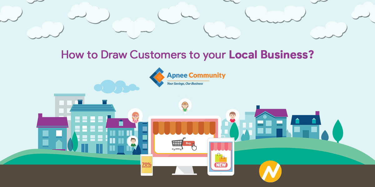 How To Draw Customers To Your Local Business?