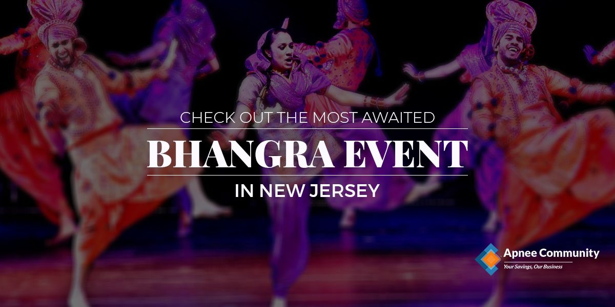 Check Out the Most Awaited Bhangra Event In New Jersey