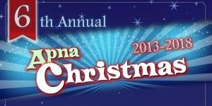 Apna Christmas - 6th Annual