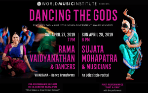 Dancing the Gods (Night 1): Rama Vaidyanathan