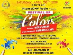 Festival Of Colors 2019 with Richa Sharma