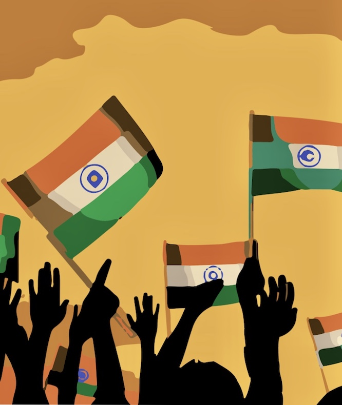 Freedom of India - the Indian Independence Freedom Struggle