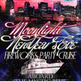 Moonlight New Year's Eve Fireworks Party Cruise