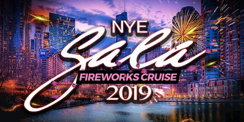 New Year's Eve Fireworks Cocktail Cruise