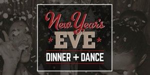 New Year's Eve 2018 Brewmaster's Dinner & Dance