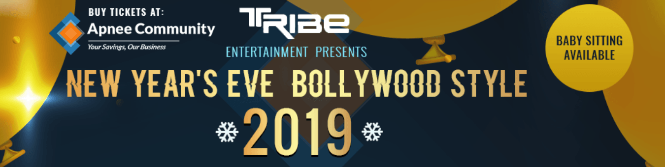 New Year's Eve Bollywood Style 2019 - ApneeCommunity