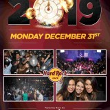 Rock Around The Clock NYE 2019