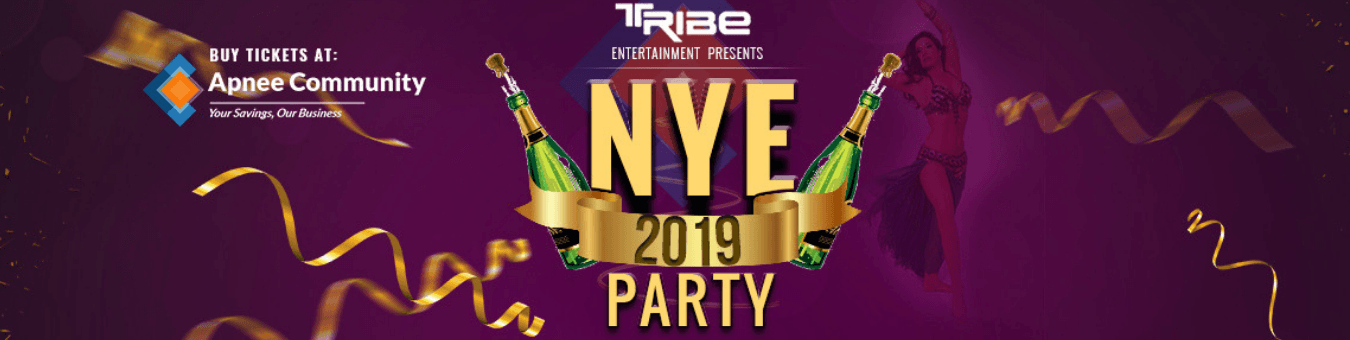 Tribe Entertainment – New Year's Eve Party 2019 - Upcoming events in the USA