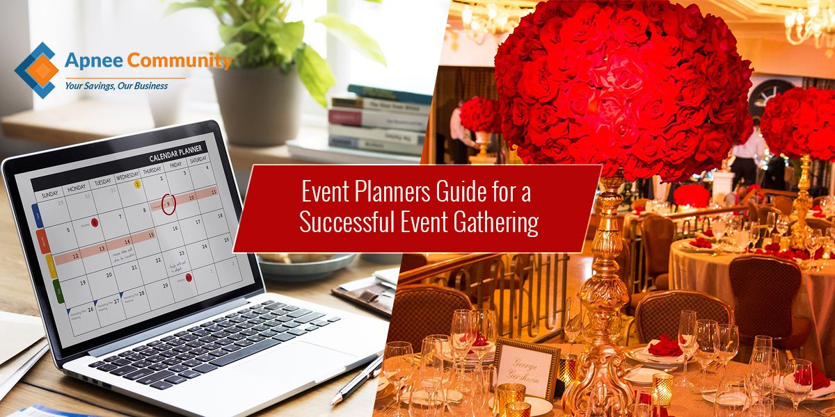 Event Planners Guide for a Successful Event Gathering