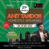 AAmit Tandon Comedy Live Bay Area