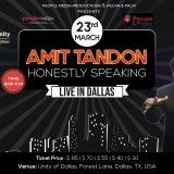 Stand-Up Comedy Live by Amit Tandon in Dallas