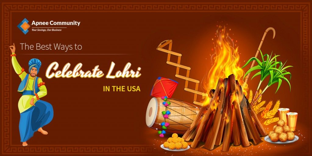 The Best Ways to Celebrate Lohri in the USA - indain events near me-apneecommunity