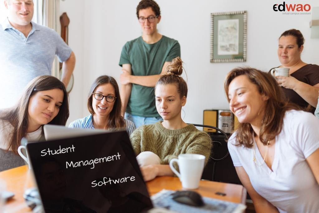 EDWAO student management  software