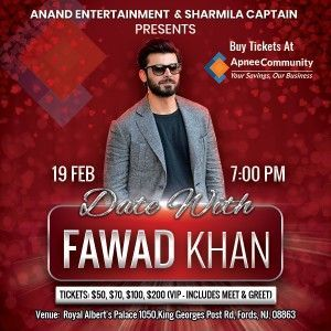 Date with Fawad - ApneeCommunity
