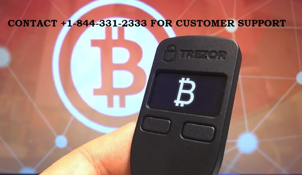Trezor-SUPPORT-number