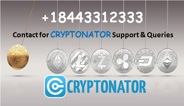 cryptonator support number 9 march