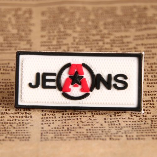 JEANS PVC Patches