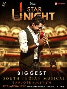 Yuvan Unite Biggest Star light event