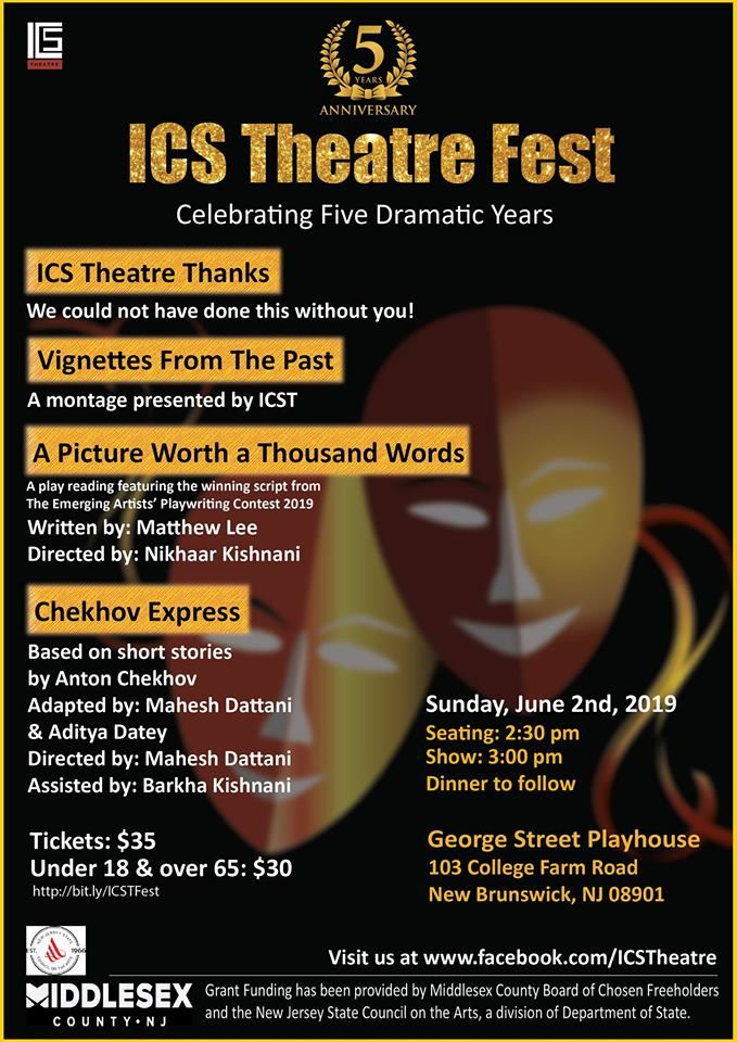 ICS Theatre Fest June 2nd