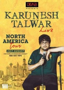 Karunesh Talwar in Bay Area
