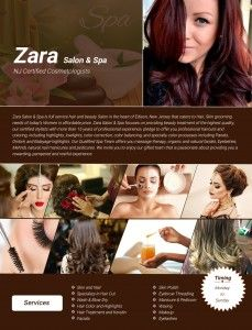 Zara Salon & Spa-NJ