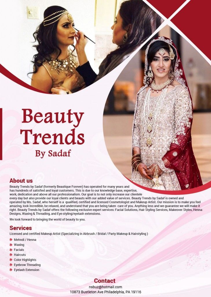 Beauty Trends By Sadaf-PA