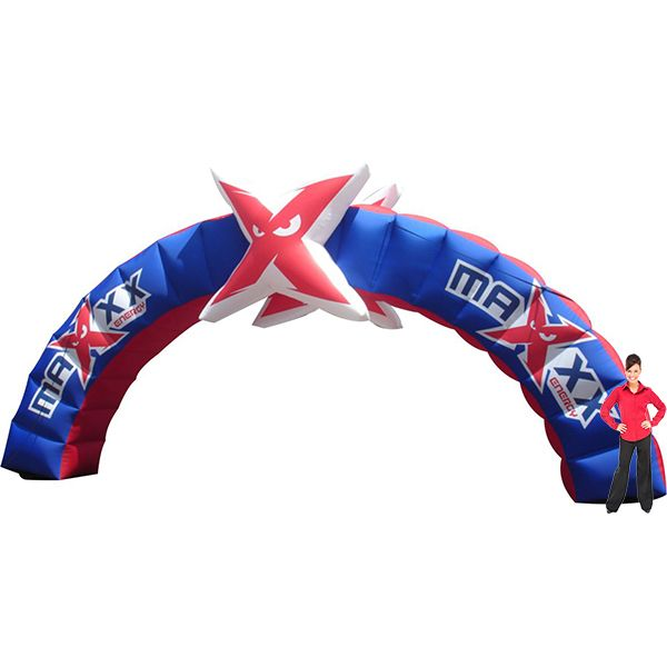 18′ x 20′ Standard Inflatable Arch
