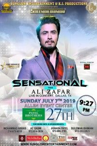 Ali Zaffar Dallas