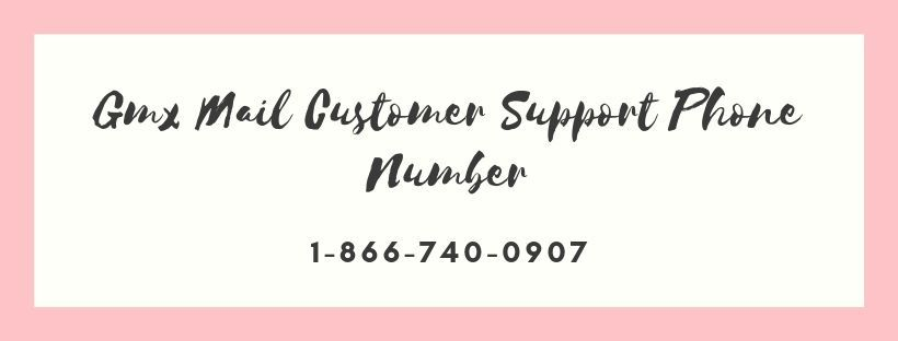 Gmx Mail Customer Support Phone Number