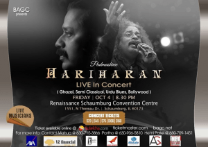 Hariharan Oct 4th
