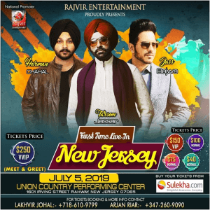 Tarsem Jassar in NJ