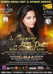 An Evening with Lara Dutta