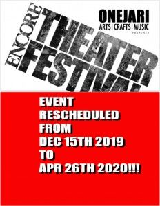 ENCORE THEATER FESTIVAL