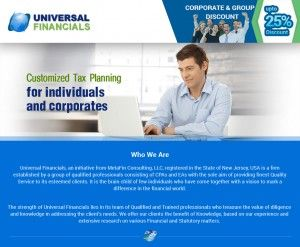 Universal Financials-NJ