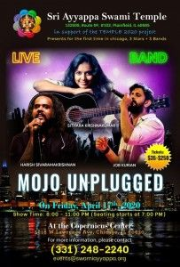 MOJO Unplugged – Chicago