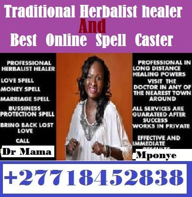 Spiritual Healer & Psychic That Solve Love-Relationships and Financial Problems +227718452838