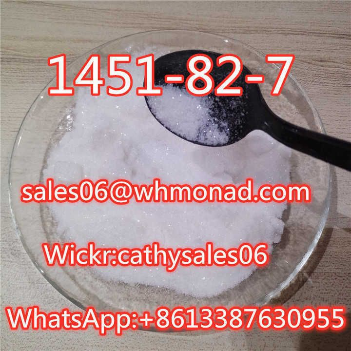 2-Bromo-4-Methylpropiophenone/2-Bromo-4′-Methylpropiophenone CAS 1451-82-7 in Safety Delivery