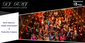 DJ Raj Entertainment & Event Lighting – NJ