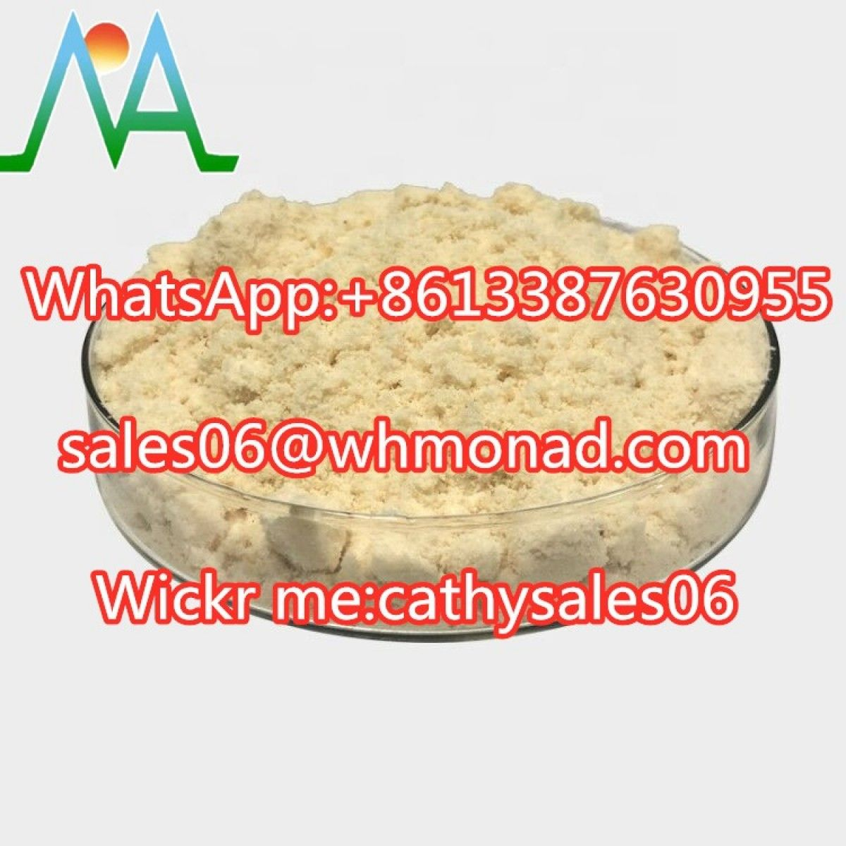 CAS 40064-34-4 Powder 4, 4-Piperidinediol Hydrochloride WhatsApp:+8613387630955