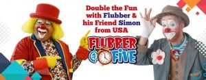 Flubber at 5 with Simon