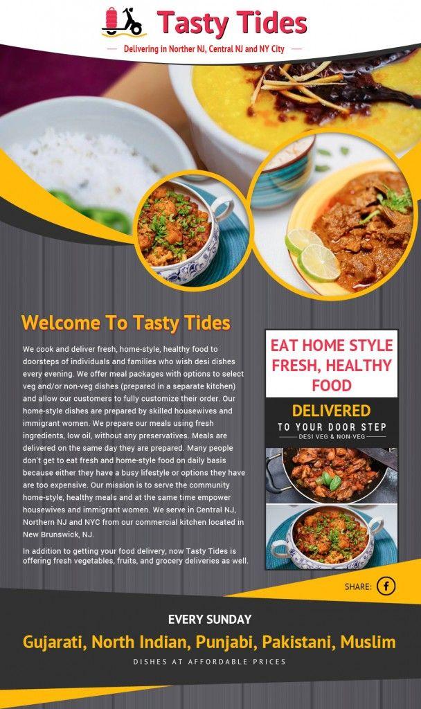 Tasty Tides- NJ