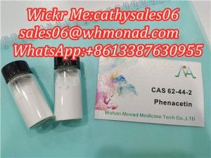 Local Anesthetic Drug Phenacetin 62-44-2 with Safe Shipping
